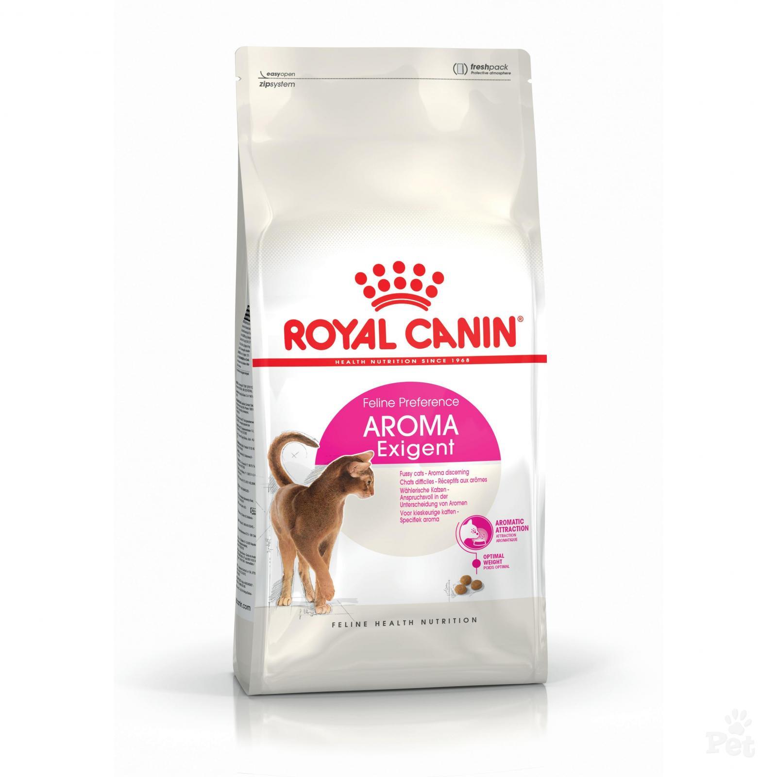 Royal Canin Exigent Aroma Cat Храна за Изключително капризни котки