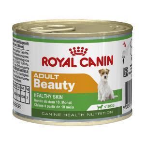Royal Canin Mini Adult Beauty - Патет за израстнали кучета от дребните породи за красива козина 0.195