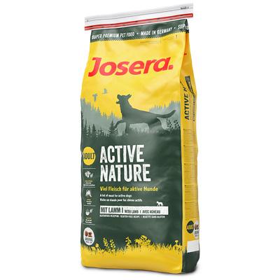 Josera Active Nature - Храна за израснали кучета с Агнешко месо и ориз
