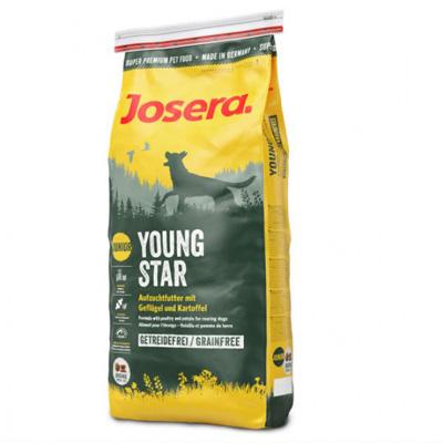 Josera Young Star - Храна за подрастващи кученца с Птиче и Картофи