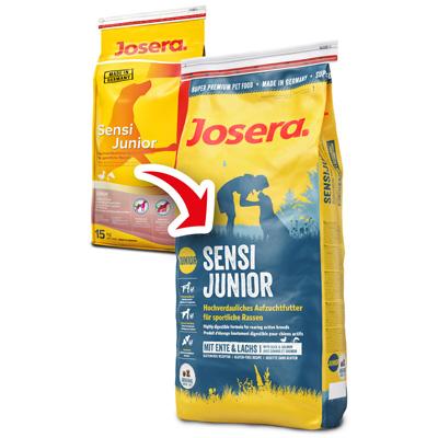 Josera Sensi Junior - Храна за капризни подрастващи кучета