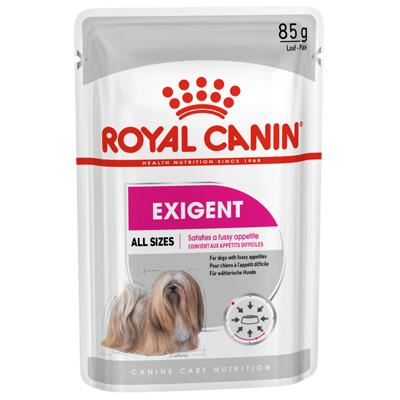 Royal Canin Exigent Loaf 85гр- Пауч за Капризни кучета от всички породи