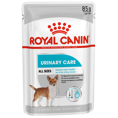 Royal Canin CCN Urinary Loaf -Пауч за Бъбречна профилактика при Кучета от всички породи 85гр