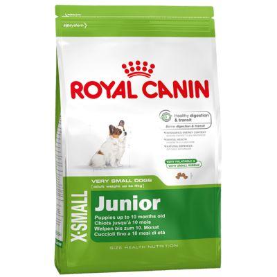 Royal Canin XSmall Junior - Храна за кученца от миниатюрните породи