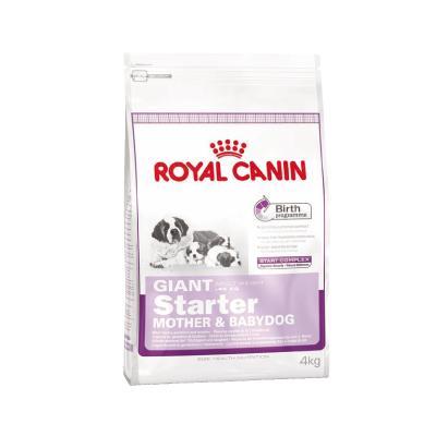 Royal Canin Giant Starter Mother & Babydog - Храна за кученца (под 2 мес.) от гигантските породи в период на отбиване