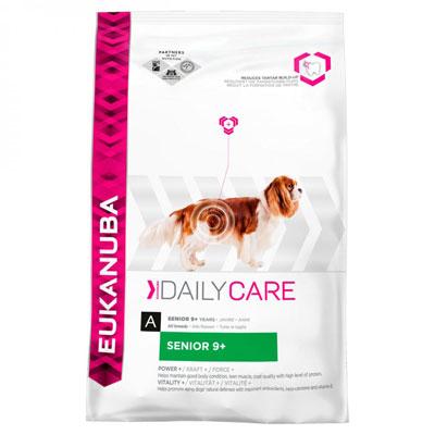 Eukanuba Daily Care Senior Dog - Храна за Стари Кучета над 9 год.